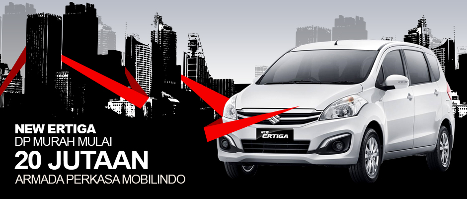 Promo Unit New Ertiga